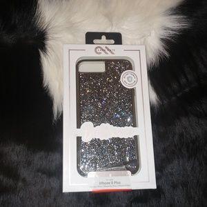 New iPhone PLUS casemate genuine crystal case